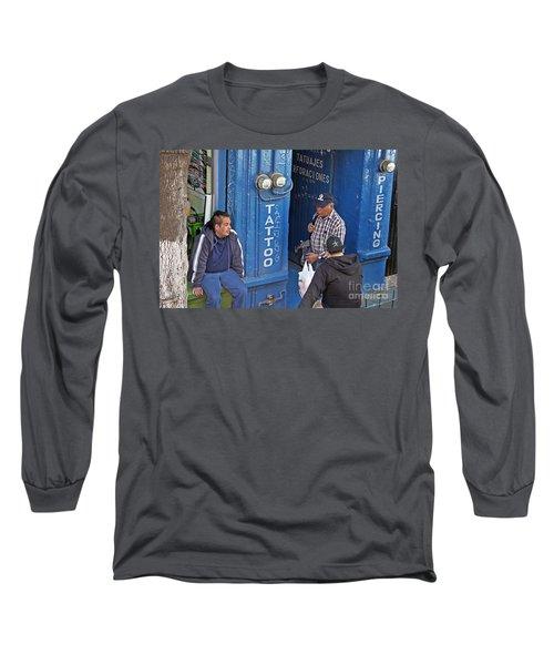 Tatoo Guys Long Sleeve T-Shirt