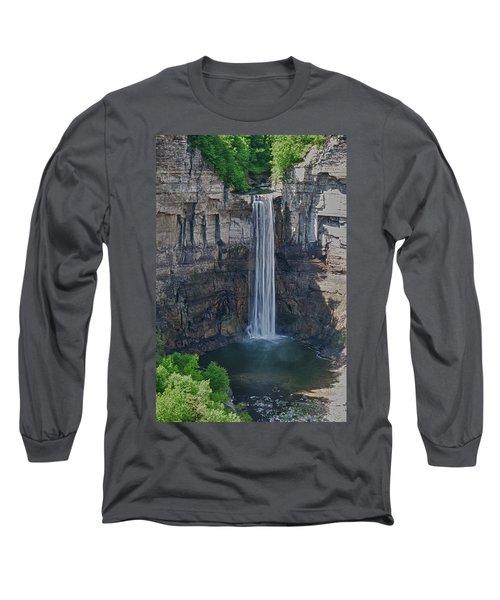 Taughannock Falls  0453 Long Sleeve T-Shirt