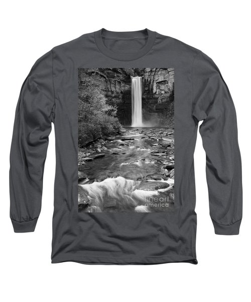 Taughannock Monochrome I Long Sleeve T-Shirt