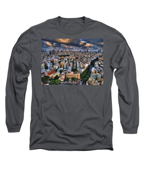 Tel Aviv Lookout Long Sleeve T-Shirt
