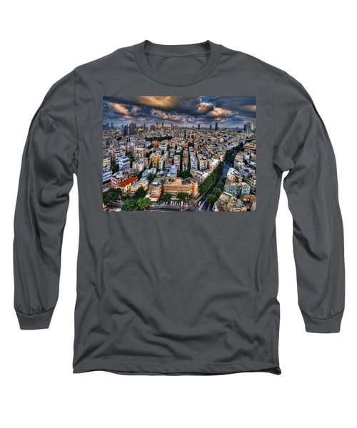 Tel Aviv Lookout Long Sleeve T-Shirt