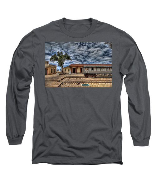 Tel Aviv Old Railway Station Long Sleeve T-Shirt