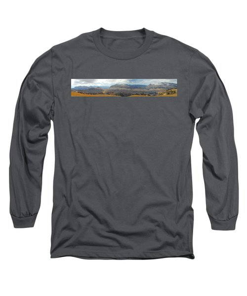 Teton Canyon Shelf Long Sleeve T-Shirt
