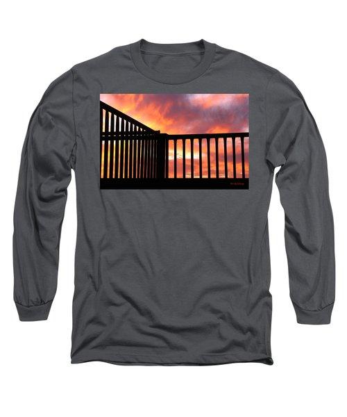 Texas Heat Long Sleeve T-Shirt