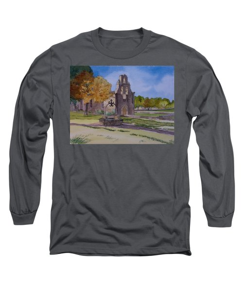 Texas Mission Long Sleeve T-Shirt