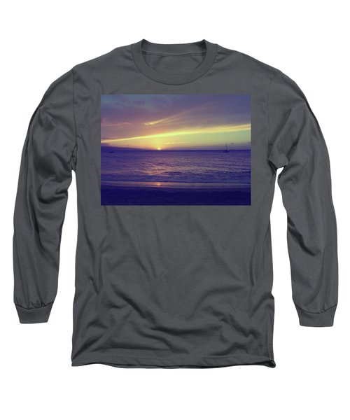 That Peaceful Feeling Long Sleeve T-Shirt
