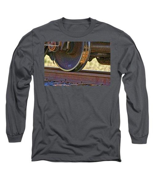 That Train Just Keeps A Rollin Long Sleeve T-Shirt