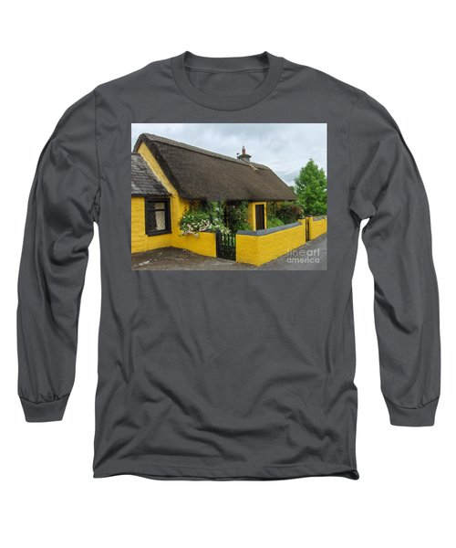 Thatched House Ireland Long Sleeve T-Shirt