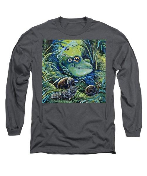 The Acorn Long Sleeve T-Shirt