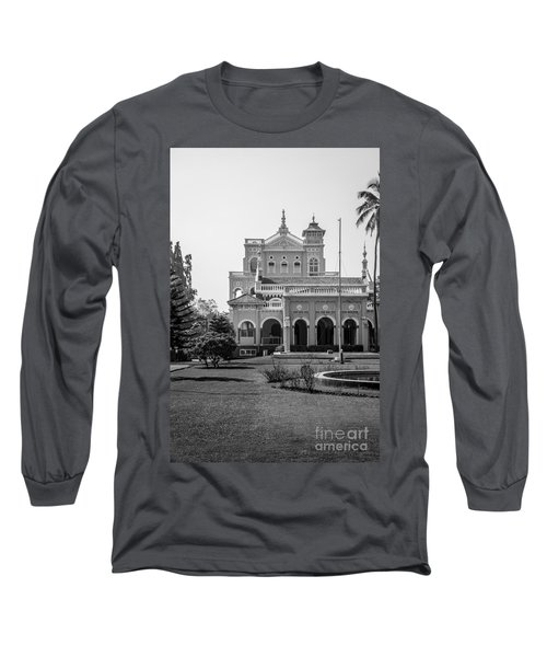 The Aga Khan Palace Long Sleeve T-Shirt