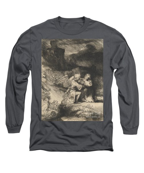 The Agony In The Garden Long Sleeve T-Shirt