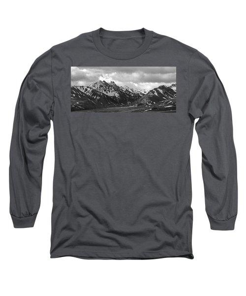 The Alaskan Range Long Sleeve T-Shirt