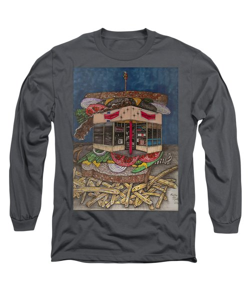 The All Star Sandwich Bar Long Sleeve T-Shirt