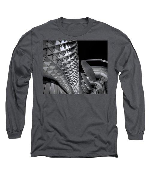 The Armadillo Awakes Long Sleeve T-Shirt