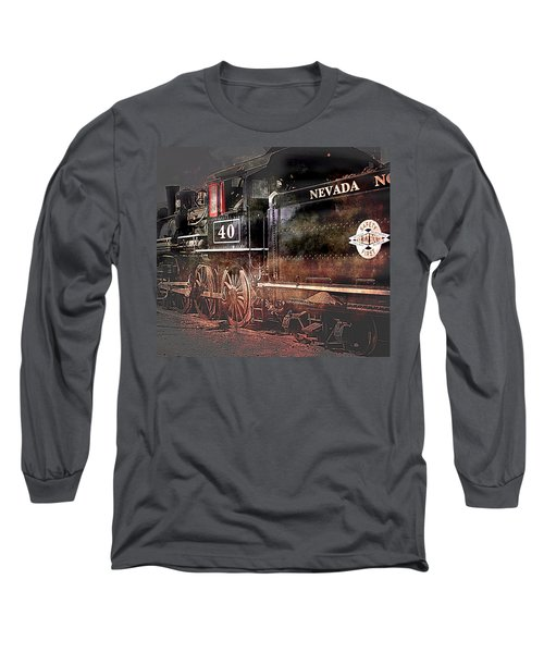 The Baldwin Long Sleeve T-Shirt