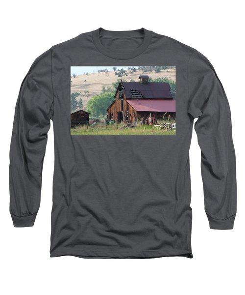 The Barn Long Sleeve T-Shirt
