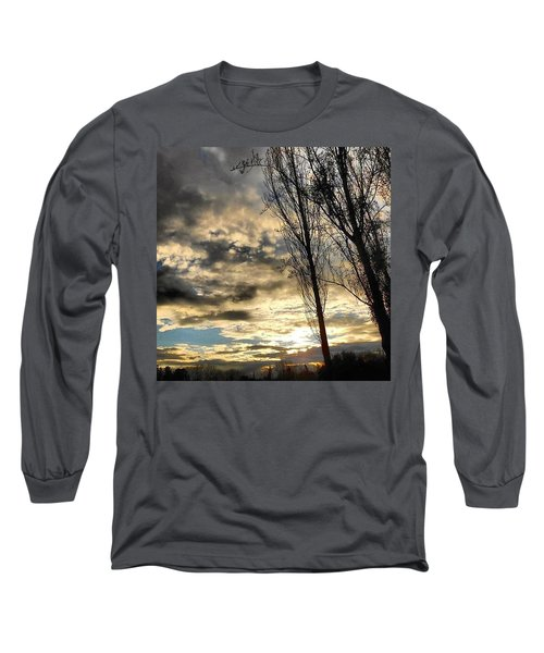 After The Rain... Long Sleeve T-Shirt
