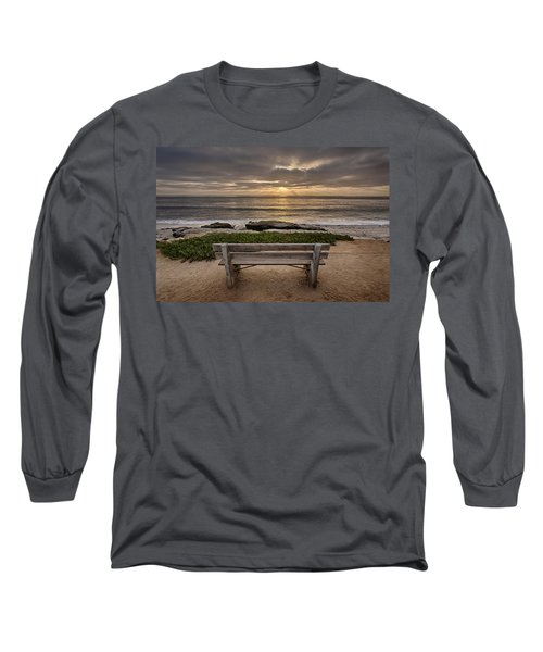 The Bench IIi Long Sleeve T-Shirt by Peter Tellone