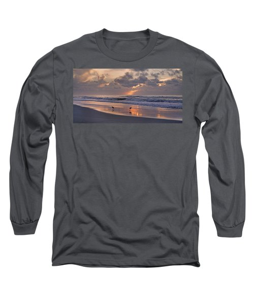 The Best Kept Secret Long Sleeve T-Shirt by Betsy Knapp