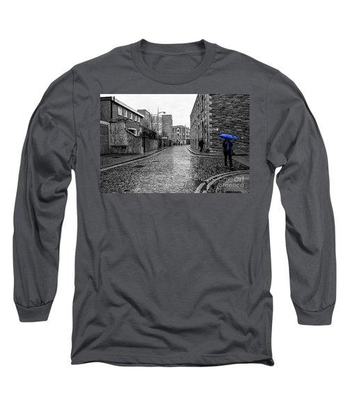 The Blue Umbrella - Sc Long Sleeve T-Shirt