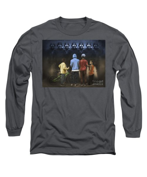 The Boogie Men Long Sleeve T-Shirt