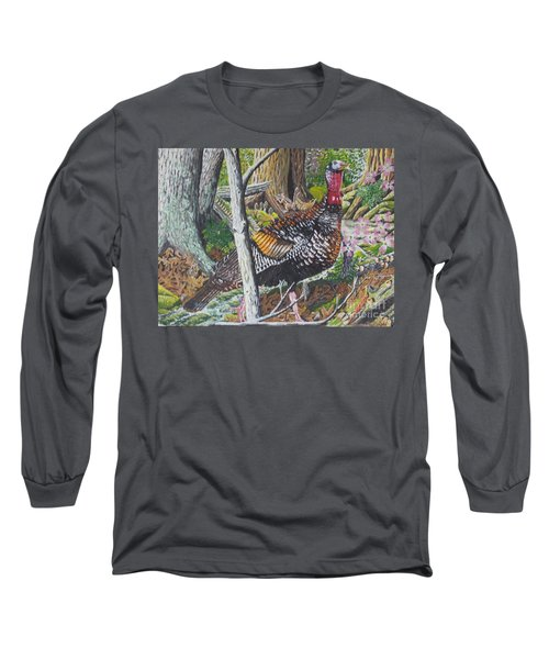 The Boss Is Coming  Long Sleeve T-Shirt