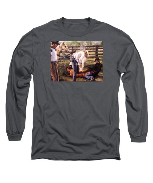 The Branding Long Sleeve T-Shirt