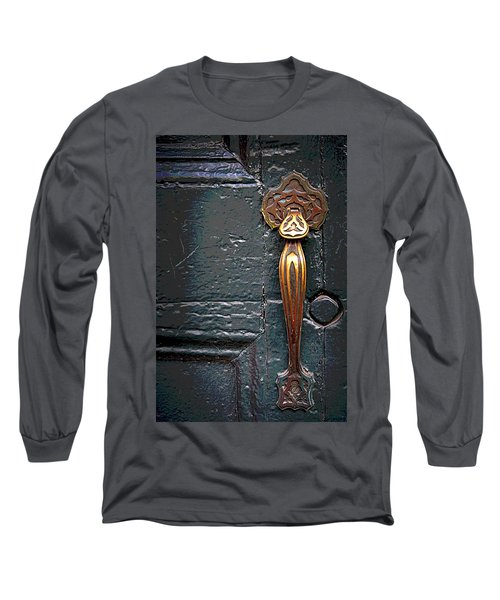 The Brass Latch Long Sleeve T-Shirt