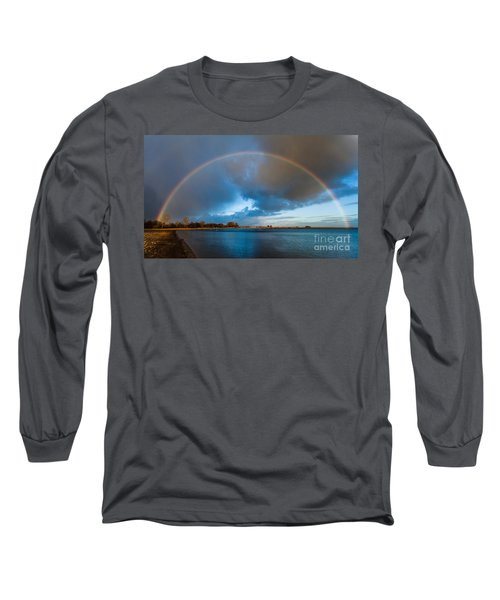 The Bridge Across Forever Long Sleeve T-Shirt