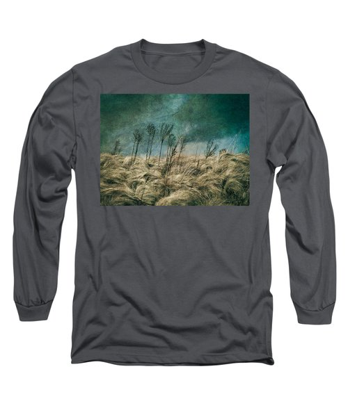 The Calm In The Storm II Long Sleeve T-Shirt