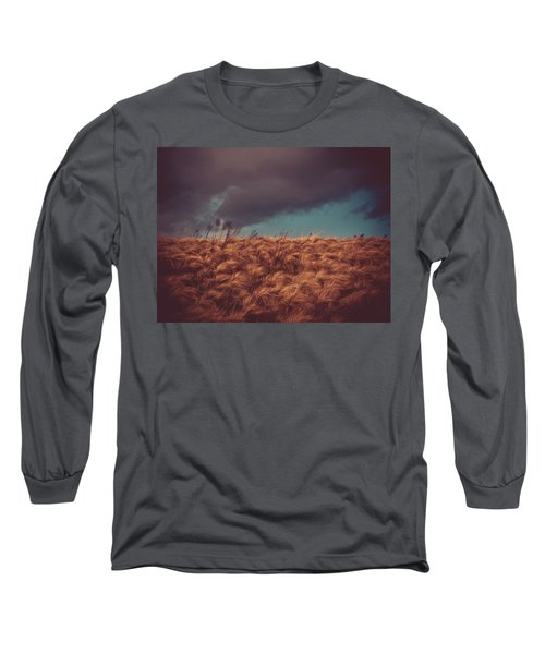 The Calm In The Storm Long Sleeve T-Shirt