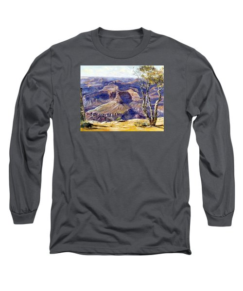 The Canyon Long Sleeve T-Shirt by Lee Piper
