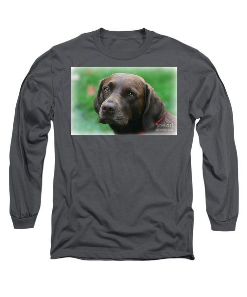The Chocolate Lab Long Sleeve T-Shirt