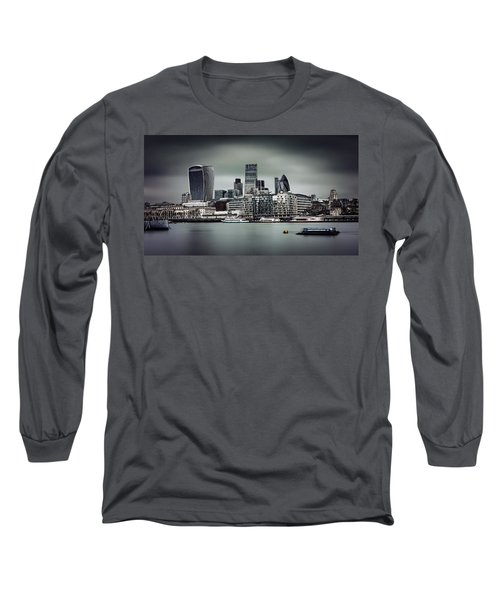 The City Of London Long Sleeve T-Shirt