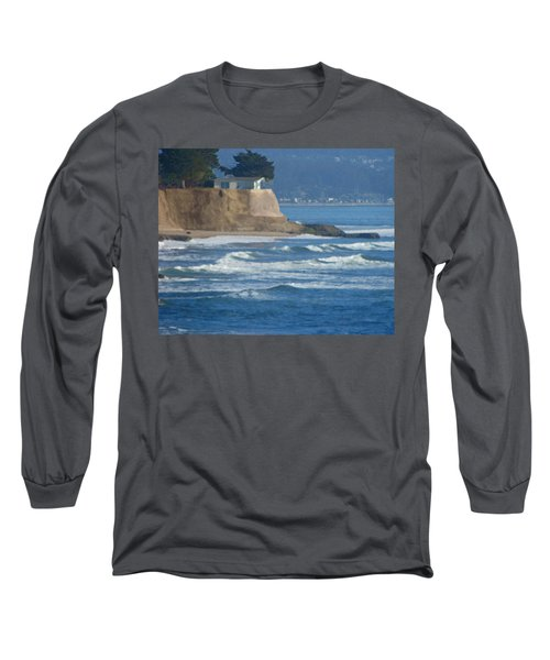 The Cliff House Long Sleeve T-Shirt