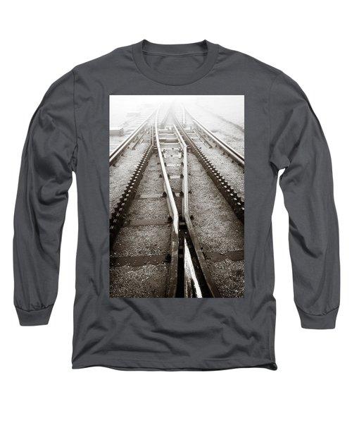 The Cog Railway Long Sleeve T-Shirt