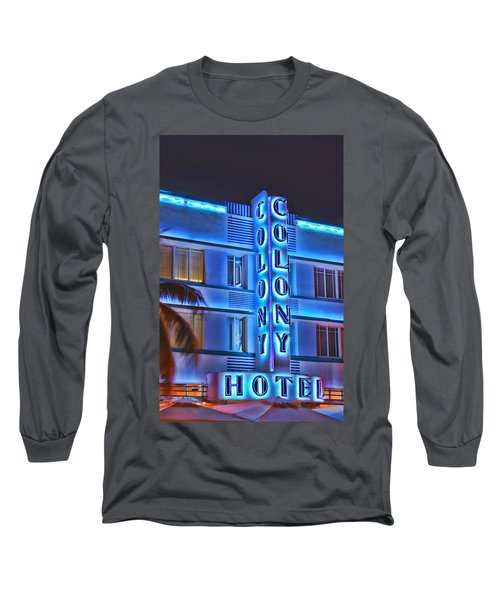 The Colony Long Sleeve T-Shirt
