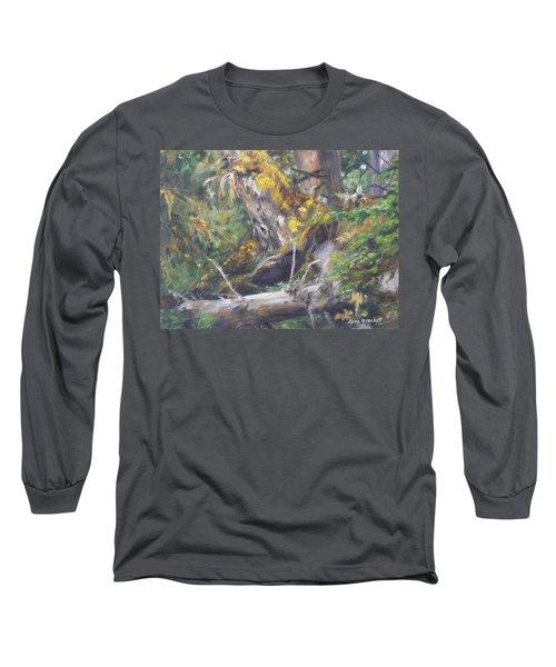 The Crying Log Long Sleeve T-Shirt