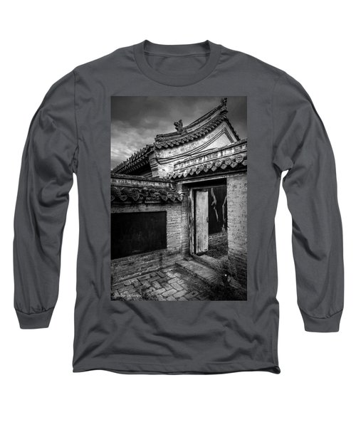 The Doorway  Long Sleeve T-Shirt