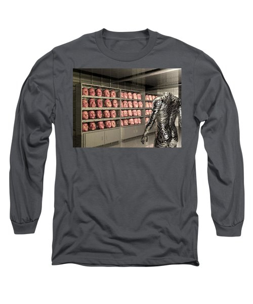 The Doppleganger Long Sleeve T-Shirt