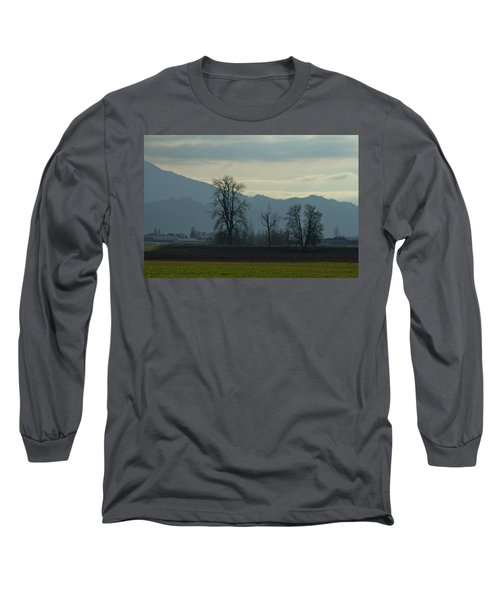 Long Sleeve T-Shirt featuring the photograph The Eagle Tree by Eti Reid