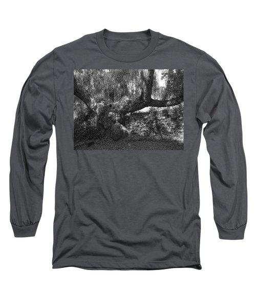 The Elephant Tree Long Sleeve T-Shirt