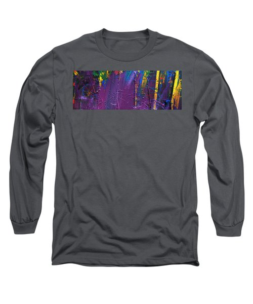 The End Stage Path Series Long Sleeve T-Shirt by Sir Josef - Social Critic -  Maha Art
