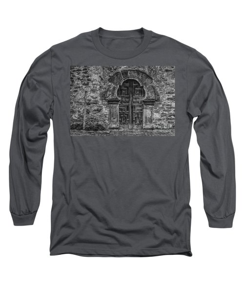 The Mission Door Long Sleeve T-Shirt