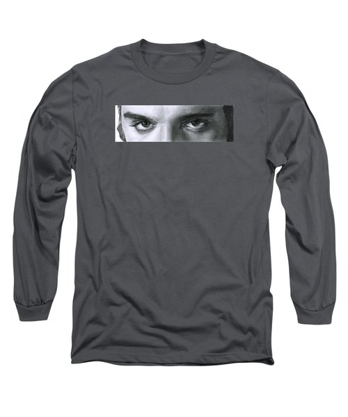 The Eyes Of The King Long Sleeve T-Shirt