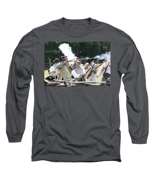 The Fight For Freedom Long Sleeve T-Shirt