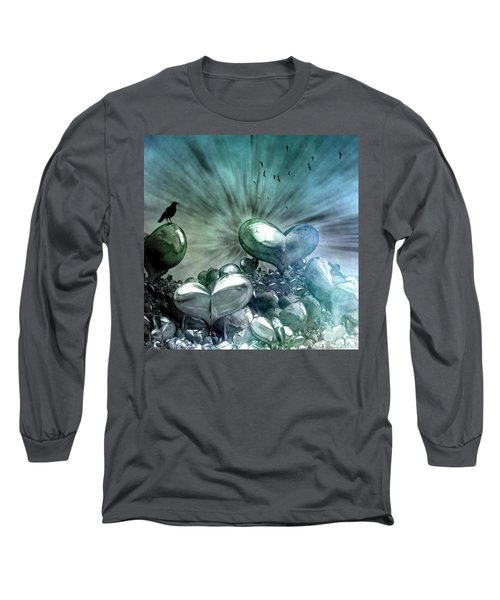 Lost Hearts Long Sleeve T-Shirt