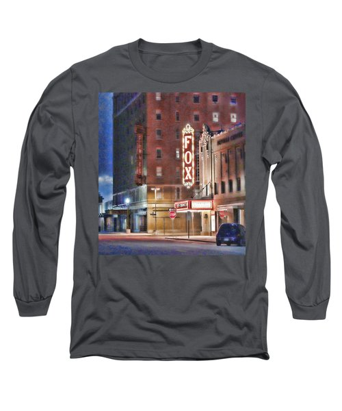 The Fox After The Show Long Sleeve T-Shirt