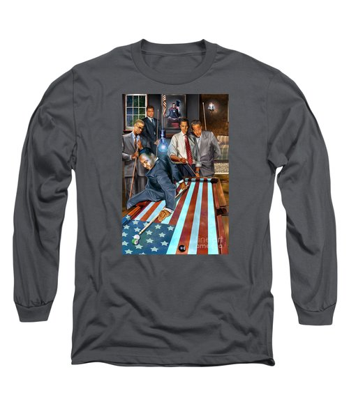 The Game Changers And Table Runners Long Sleeve T-Shirt