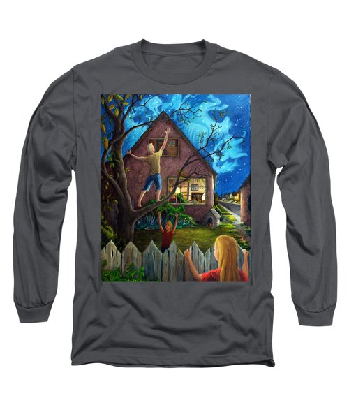 The Gleaners Long Sleeve T-Shirt by Matt Konar